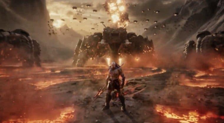 Imagen de Liga de la Justicia (Snyder Cut): Darkseid llega en el primer teaser oficial