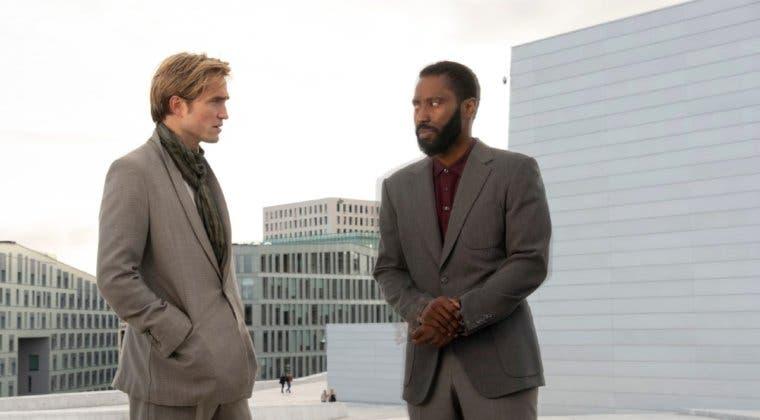 Imagen de Nuevas e increíbles imágenes de Tenet, la nueva película de Christopher Nolan