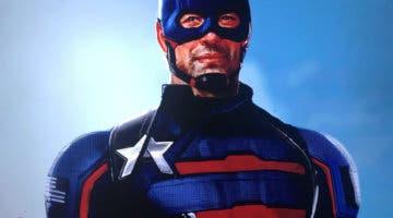 Imagen de Falcon y Soldado de Invierno: Marvel presenta a U.S Agent
