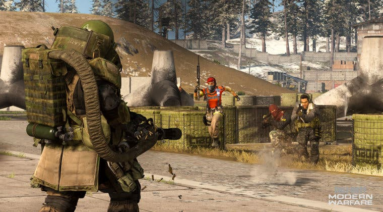Imagen de Estos son los cambios que llegan hoy a las armas de Call of Duty: Warzone con un nuevo parche