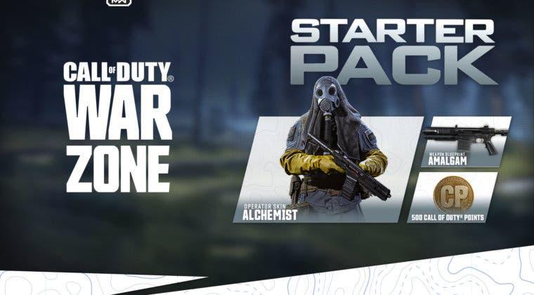 Imagen de Este es el contenido que incluye el primer starter pack de Warzone