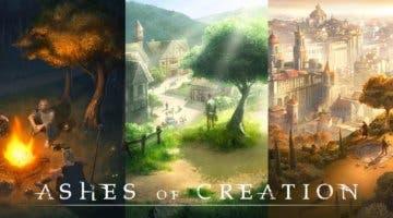 Imagen de Ashes of Creation lanza nuevo tráiler luciendo jugabilidad en 4K