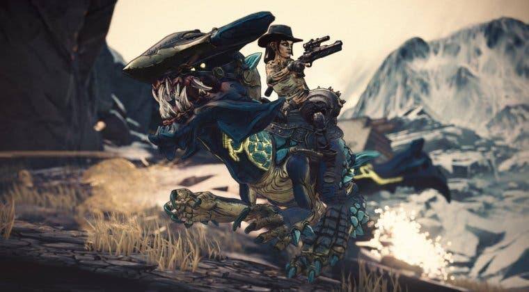 Imagen de Bounty of Blood, el último DLC de Borderlands 3, luce su tráiler de lanzamiento