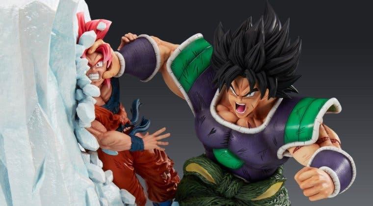 Imagen de Dragon Ball Super: La nueva resina de KRC que volverá locos a los fans de Broly