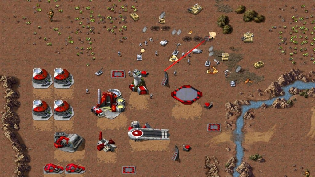 Command Conquer Remastered Collection 10
