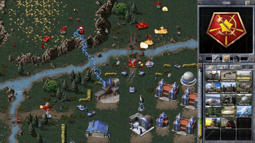 Command Conquer Remastered Collection 21