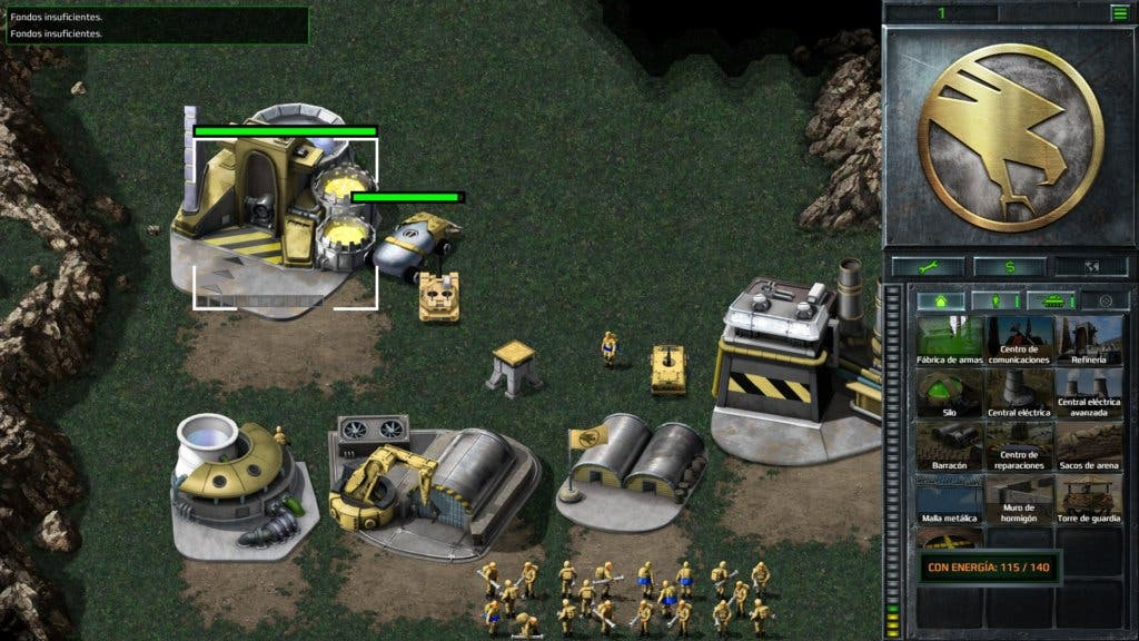 Command Conquer Remastered Collection 3