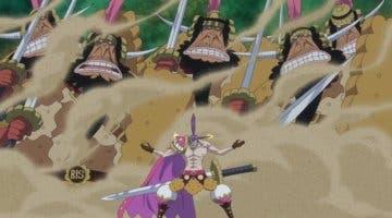 Imagen de One Piece: Pirate Warriors 4 contará con Charlotte Cracker como DLC