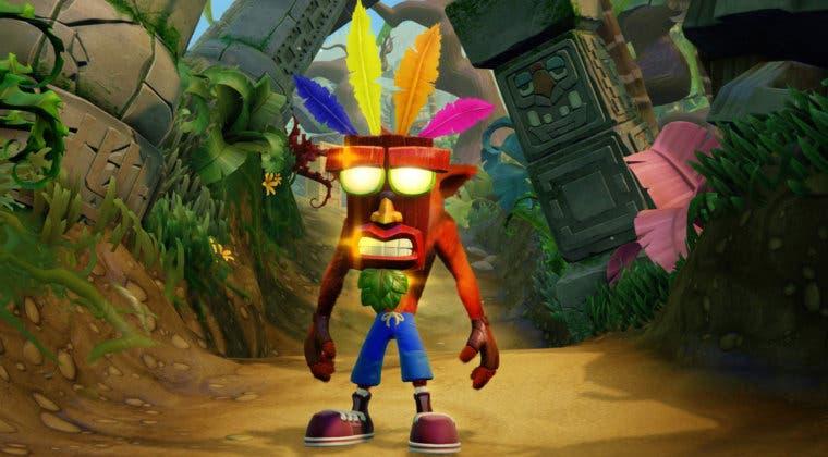 Imagen de Crash Bandicoot 4: It's About Time es oficial: descubre cuándo se presentará