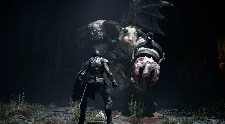 Imagen de Comparan Demon's Souls Remake de PS5 con el juego original