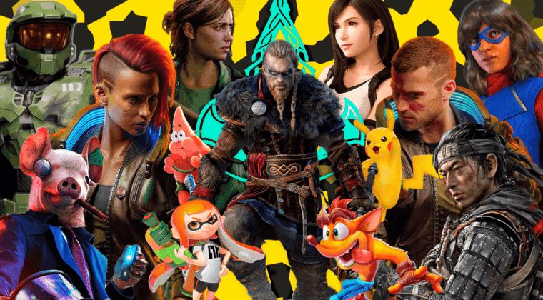 Imagen de Los mejores juegos para disfrutar en 2020 antes de PS5 y Xbox Series X