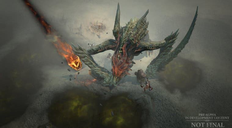 Imagen de Diablo IV: Blizzard comparte nuevos detalles sobre los tipos de armas, objetos y mucho más