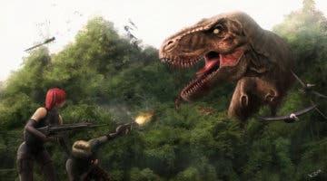 Imagen de Las geniales ilustraciones de cómo sería un Dino Crisis Remake