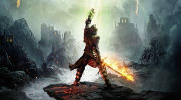 Imagen de Netflix estaría trabajando en una serie de Dragon Age
