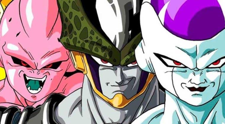 Imagen de ¿Cuál es el mejor villano de Dragon Ball?