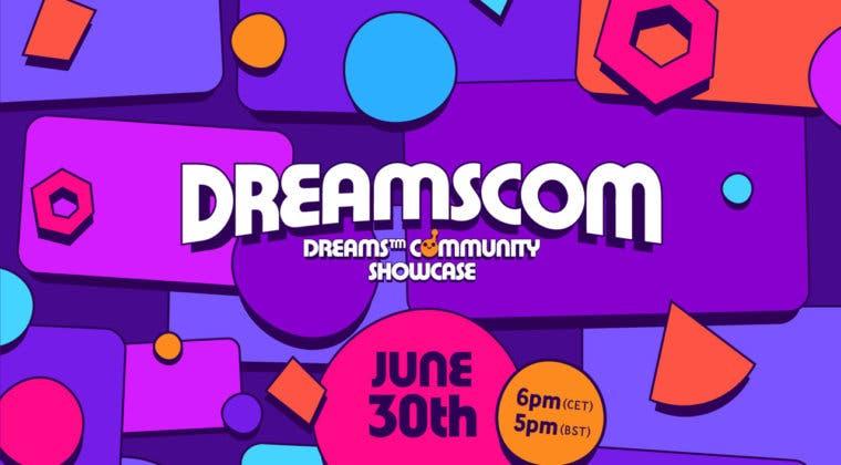 Imagen de Dreamscom: el primer evento en directo que reúne  a la comunidad de Dreams