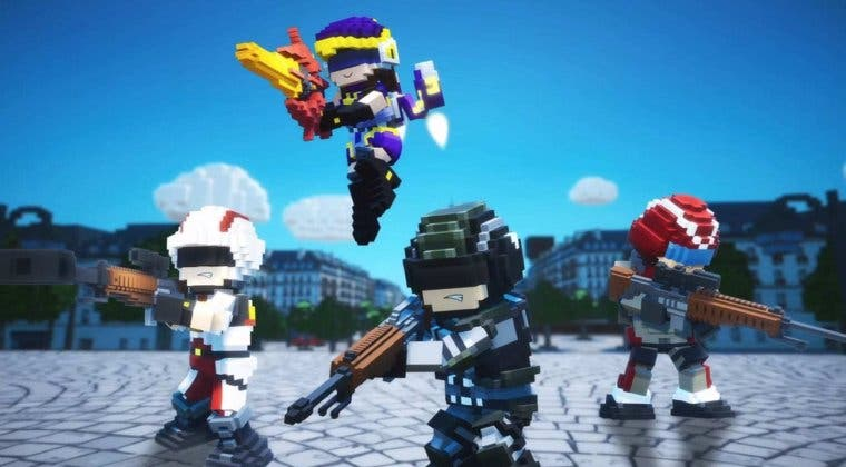Imagen de La nueva entrega Earth Defense Force: World Brothers se deja ver en acción