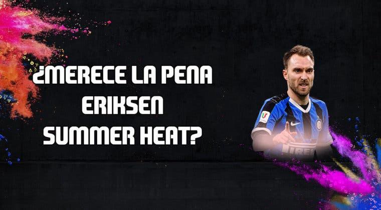 Imagen de FIFA 20: ¿Merece la pena Eriksen Summer Heat? + Solución de su SBC