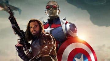 Imagen de Falcon y Soldado de Invierno, Loki y Hawkeye regresarán al rodaje en los próximos días