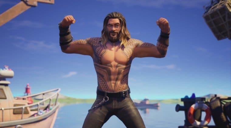 Imagen de Un glitch de Fortnite habría desvelado la nueva localización de Atlantis en la Temporada 3
