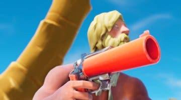 Imagen de La pistola de bengalas podría volver pronto a Fortnite con una gran mejora