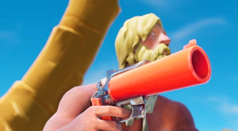 Imagen de Fortnite filtra una nueva arma y cambios del mapa que llegarían en la Temporada 3