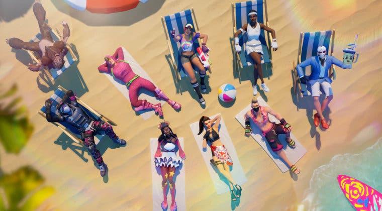 Imagen de Fortnite estrena su nuevo evento 'Chapuzón de Verano' 2020