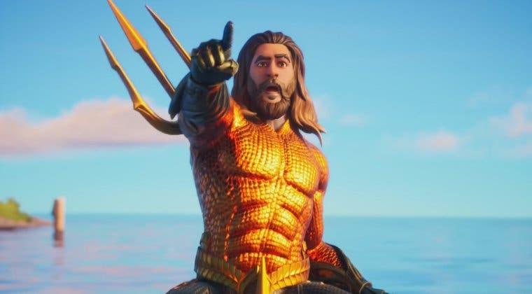 Imagen de Fortnite: guía del desafío de Aquaman de la semana 2 (Temporada 3)