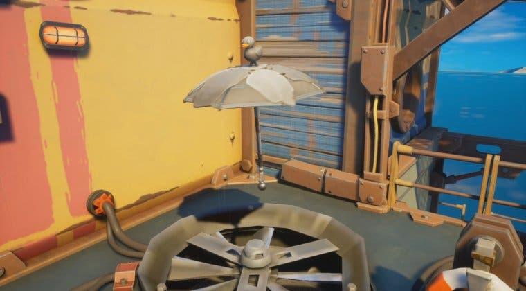 Imagen de Fortnite: cómo conseguir colores de adorno para el paraguas personalizable de la Temporada 3