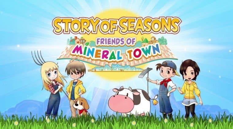 Imagen de Análisis de Story of Seasons: Friends of Mineral Town