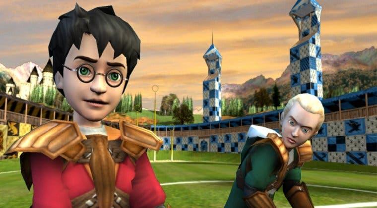 Imagen de Estos son todos los videojuegos de Harry Potter ordenados de mejor a peor
