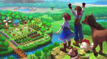 Imagen de Harvest Moon: One World presenta a sus granjeros protagonistas