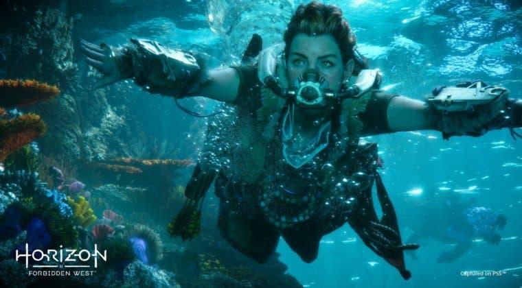 Imagen de Horizon Forbidden West presenta la canción de su tráiler para PS5 y un vídeo de sus cómics