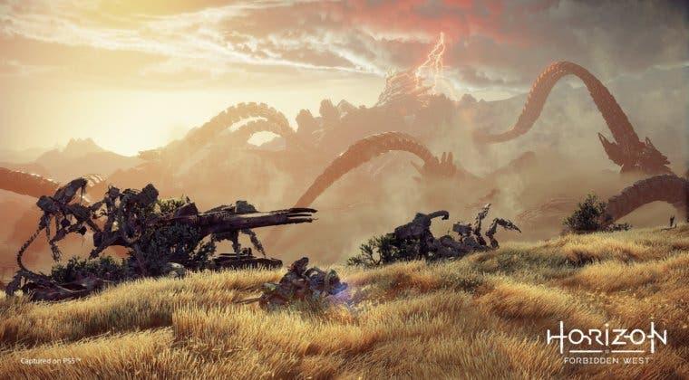Imagen de Horizon Forbidden West muestra sus entornos en espectaculares nuevas imágenes