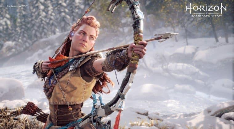 Imagen de Horizon Forbidden West para PS5 y PS4 revela su fecha aproximada de lanzamiento