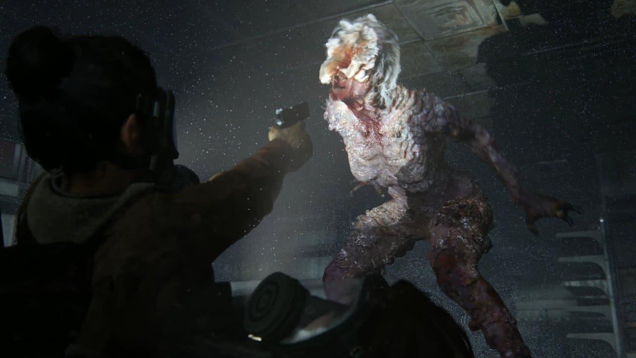 zombis en the last of us 2