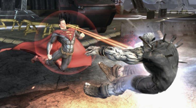 Imagen de Injustice: Gods Among Us disponible gratis en PC, PS4 y Xbox One por tiempo limitado