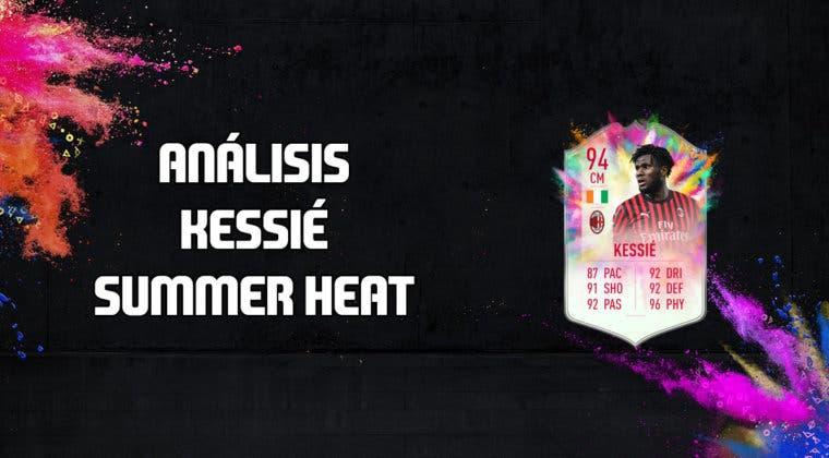 Imagen de FIFA 20: análisis de Kessié Summer Heat, la carta free to play de esta semana