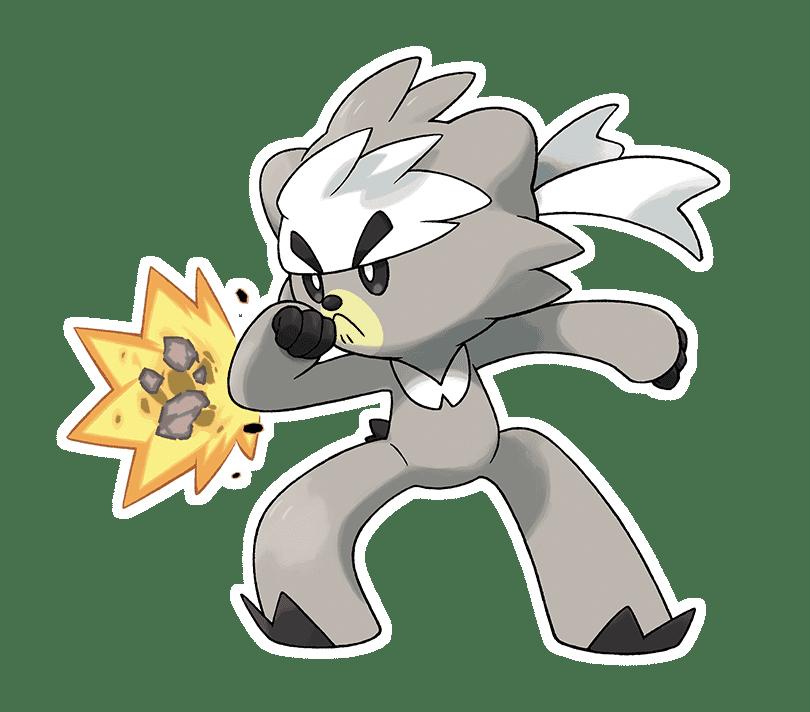 Kubfu Pokémon Espada y Escudo