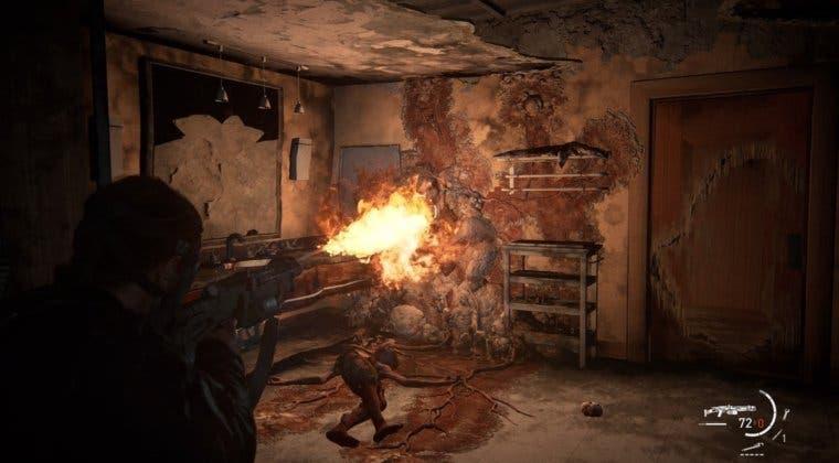 Imagen de The Last of Us 2: Dónde está el lanzallamas
