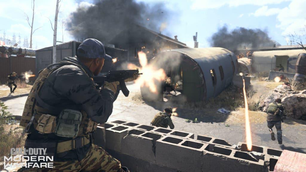 Modern Warfare y Warzone