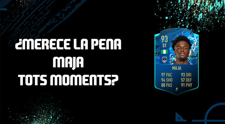 Imagen de FIFA 20: ¿Merece la pena Josh Maja TOTS Moments? + Solución de su SBC