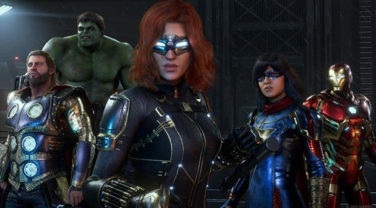 "Imagen de Marvel's Avengers no conseguirá 60 FPS estables en PS4 Pro; ""será tan alto y óptimo como sea posible"""