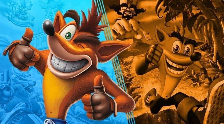 Imagen de Los mejores juegos de Crash Bandicoot ordenados de peor a mejor ¿Cuáles son tus favoritos?