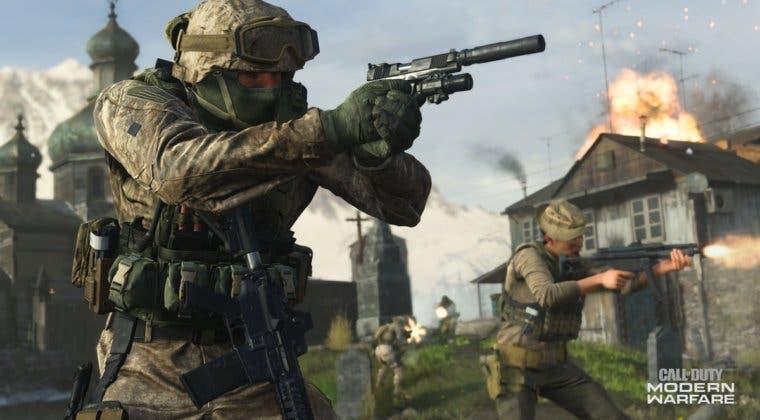 Imagen de Una en la recámara entre las novedades de esta semana en Modern Warfare y Warzone