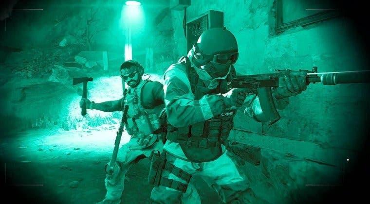 """Imagen de Modern Warfare incluirá el modo realista en la lista de """"Partida rápida"""""""