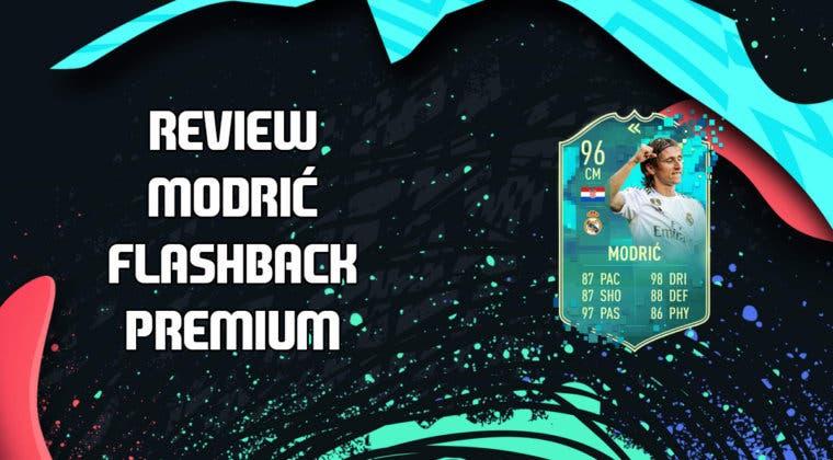 Imagen de FIFA 20: review de Luka Modric Flashback Premium