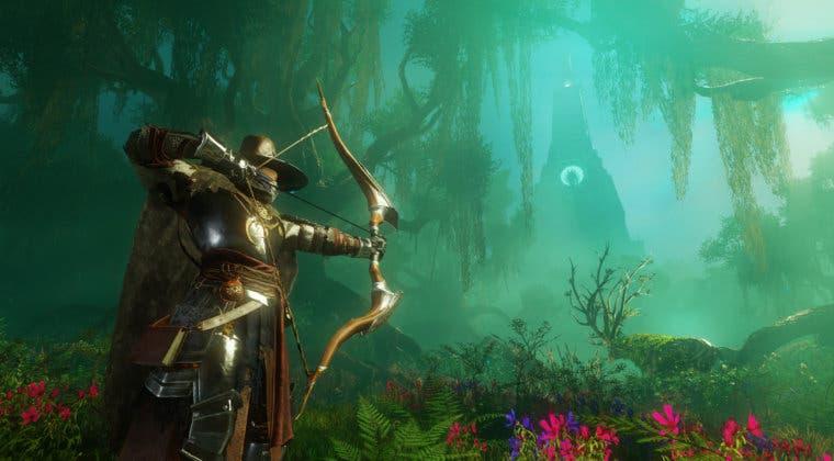 Imagen de New World muestra un nuevo gameplay trailer en el PC Gaming Show 2020