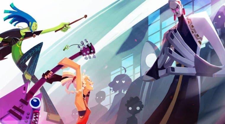 Imagen de El título musical de acción No Straight Roads concreta al fin su lanzamiento en PC y consolas