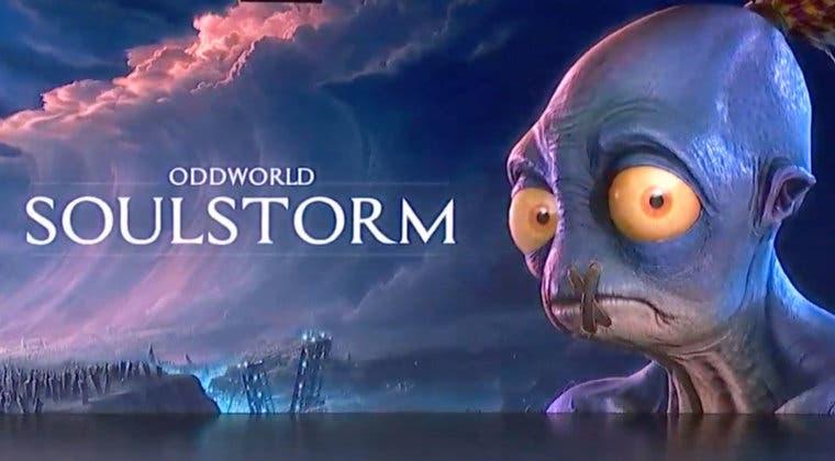 Imagen de El estudio tras Oddworld: Soulstorm desvela su resolución, frames y duración